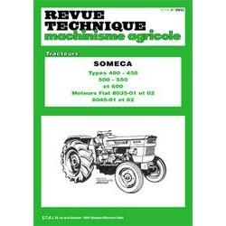REVUE TECHNIQUE N° D052