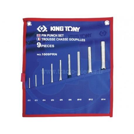 Jeu de chasse-goupilles - 9 pièces - KING TONY