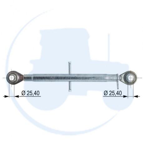 TROISIEME POINT CAT 2 longueur mini 620 maxi 880 mm pour tracteurs Divers