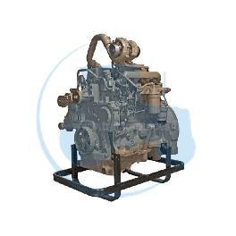 MOTEUR TURBO DPS pour tracteurs RENAULT