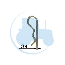 GOUPILLE BETA Diamètre 4 pour tracteurs Divers