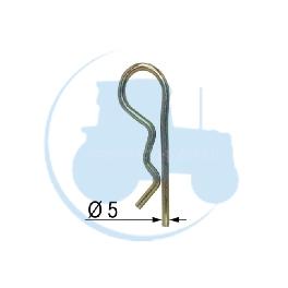 GOUPILLE BETA Diamètre 5 pour tracteurs Divers