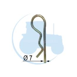 GOUPILLE BETA Diamètre 7 pour tracteurs Divers