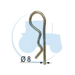 GOUPILLE BETA Diamètre 8 pour tracteurs Divers