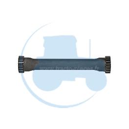 ARBRE ENTRAINEMENT POMPE HYDRAULIQUE pour tracteurs CASE IH