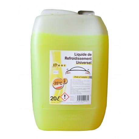 LIQUIDE DE REFROIDISSEMENT -35° 20L