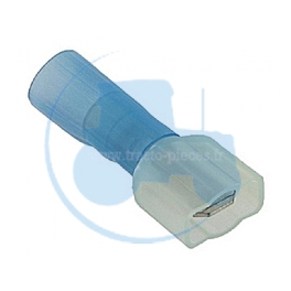 50 COSSES PLATES MAL ISOLEES THERMO BLEU pour tracteurs Divers