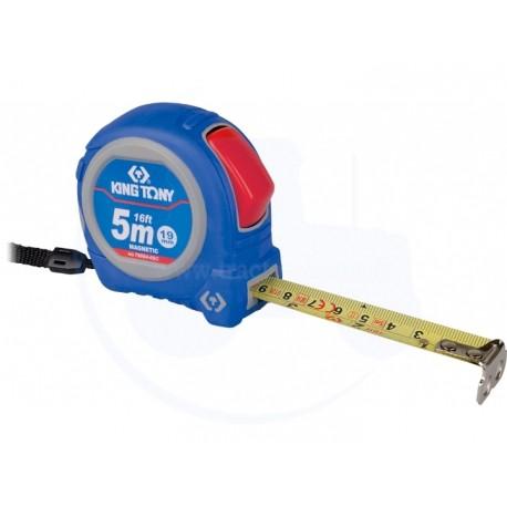 Mètres à ruban magnétique 25 mm - KING TONY