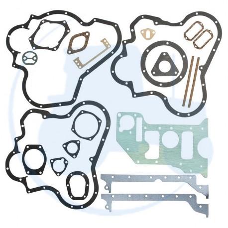 POCHETTE BASSE 3 CYINDRES pour tracteurs MASSEY-FERGUSON