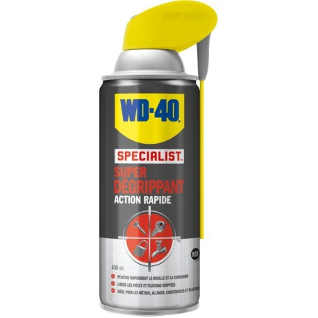 DEGRIPANT ACTION RAPIDE WD-40 - 400 ML
