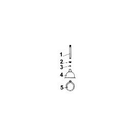 PALETTE POUR VANNE 6DIA157 EP25X8