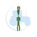 SUSPENTE DROITE CATEGORIE 3 pour tracteurs JOHN DEERE