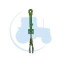 SUSPENTE 870mm - 1050mm, Cat 3 pour tracteurs JOHN DEERE
