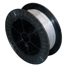 CABLE AC.GALVA 7X7 D3X2 ENROB.PVC BOBINE 200M