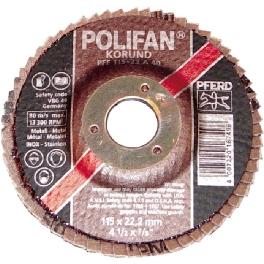 DISQUE POLIFAN DIAM.125x22 6R80