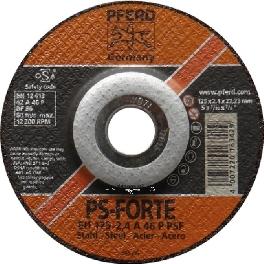 DISQUE 125X2,4X22,2 MD SP FORTE ACIER PFERD