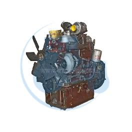 MOTEUR 4 CYLINDRES TURBO pour tracteurs SOMECA FIAT