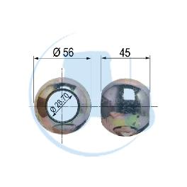 ROTULE INFERIEURE Catégorie 2/2 pour tracteurs Divers