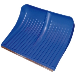 PELLE A NEIGE 500X415mm BLEUE+PROFILE ALU S/M
