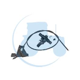 KIT CABLE DE COMMANDE pour tracteurs VALMET