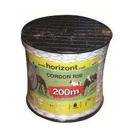 CORDON R50 BOBINE DE 200M