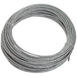 cable inox 316 diametre 4mm le metre tracto pieces. Black Bedroom Furniture Sets. Home Design Ideas