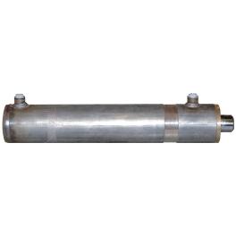 VERIN HYD D.E 40X80 C350 TIGE & FOND NUS