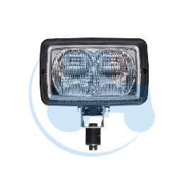PHARE TRAVAIL 2 LAMPES pour tracteurs CASE IH DEUTZ Divers JOHN DEERE