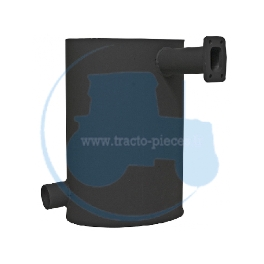 SILENCIEUX pour tracteurs FIAT FORD NEW HOLLAND