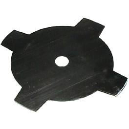DISQUE 4 D 250 mm -25.4 EPAIS. 2