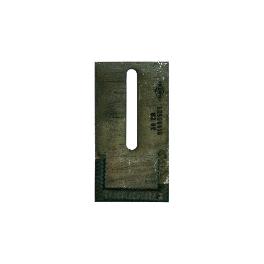 PLAQUETTE DECROT. REVETUE 75X3X140 STANDARD