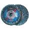 DISQUE POLIFAN CURVE 125 A 60 ACIER/INOX