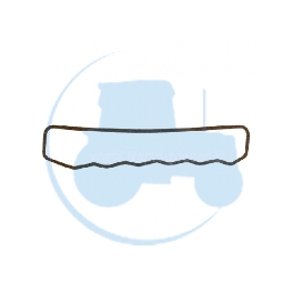JOINT CACHE CULBUTEURS pour tracteurs CASE IH