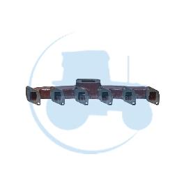 COLLECTEUR 6 CYLINDRES pour tracteurs CASE IH