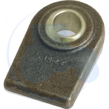 ROTULE A SOUDER diamètre intérieur 25,4 mm pour tracteurs Divers