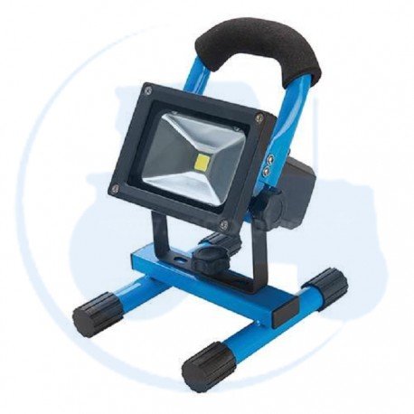 PROJECTEUR DE CHANTIER LED RECHARGEABLE