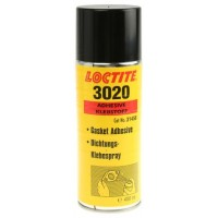 LOCTITE 3020/400ML SPRAY ADHESIF JOINTS