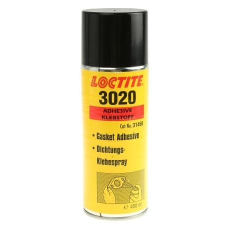 LOCTITE 3020/400ML SPRAY ADHESIF JOINTS