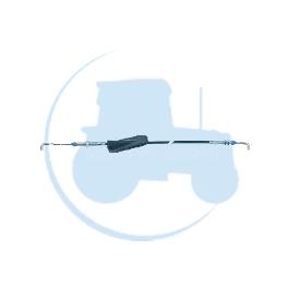 CABLE ACCELERATEUR pour tracteurs DEUTZ