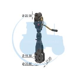 SUSPENTE pour tracteurs MASSEY-FERGUSON