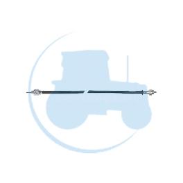 CABLE COMPTEUR pour tracteurs MASSEY-FERGUSON