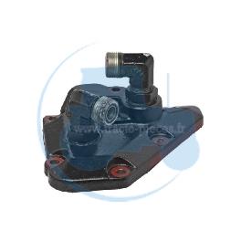 COLLECTEUR DROIT HUILE pour tracteurs JOHN DEERE RENAULT