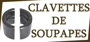 catégorie clavettes de soupape