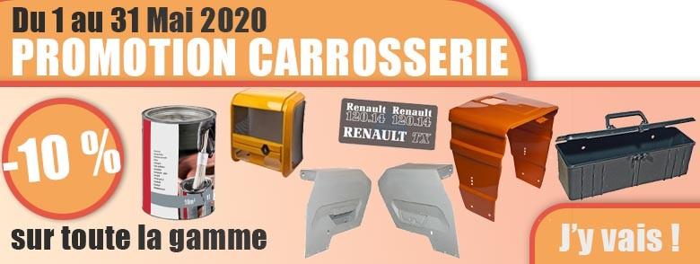 Promotion carosserie