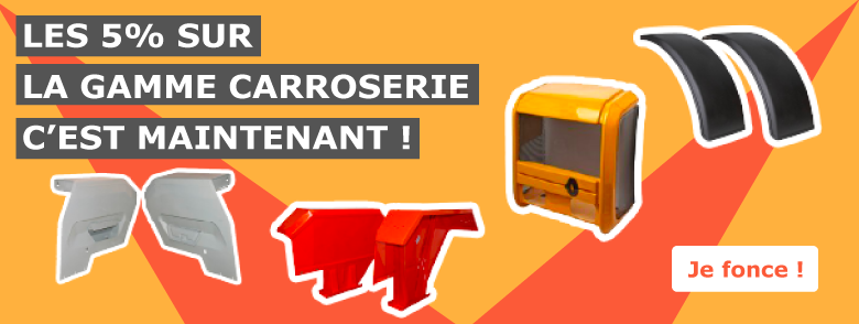 Gamme Carrosserie